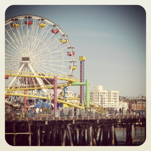 Instagram-ing the world, one city at a time: LA Beaches - Santa Monica and Venice