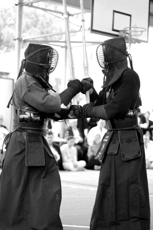 Kendo #5 Photo by Eliza Bentley South Australian Kendo Club demo at Kodomo no hi 2012