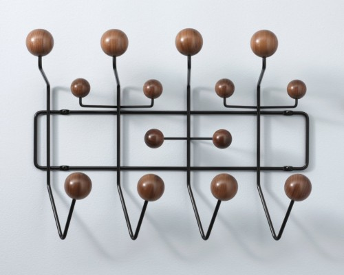 Today on Friday's off-topic: Furniture 1953 Herman Miller's Hang-It-All rack designed by Charles & Ray Eames (masters of Design).