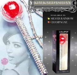 Sugar Factory Couture Pops Everything Kimmy K touches turns to bling…including her Sugar Factory Couture Pop!Those of you who know me will already be aware of my love for both Couture Pops and Kim Kardashian… its like a match made in heaven!However. . i've recently discovered that her own Couture Pop design has been discontinued :(Those of you lucky enough to have one should  $$sell on eBay $$ cherish them.  Be sure to check out my personal fan page for Sugar Factory's amazing creation: Facebook.com/CouturePopFans To get your hands on your very own Couture Pop check out: SugarFactory.com #Keep-it-Kardashian