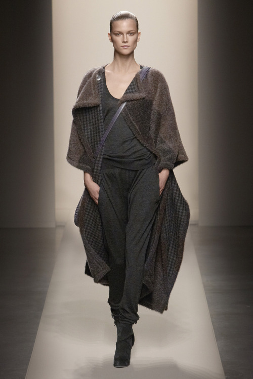 game-of-style:  Arya Stark - Bottega Veneta Pre-fall 2010-11  Love these slouchy haute couture outfits, love this blog!