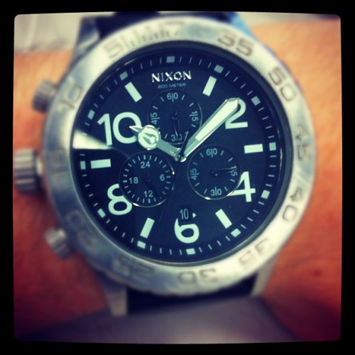 @Nixon_Now #nixon #nixonlove #nixoncollection #42-20 (Taken with instagram)