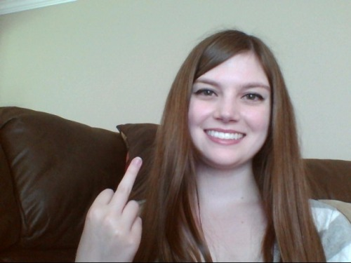 And a Happy Flip Off Friday from yours truly!