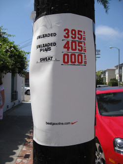 jaymug:  Nike Advertising in Venice