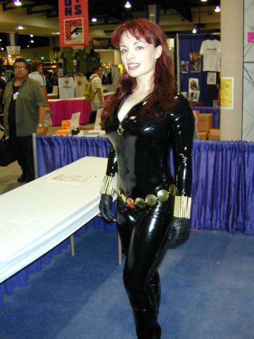 Sexy Black Widow