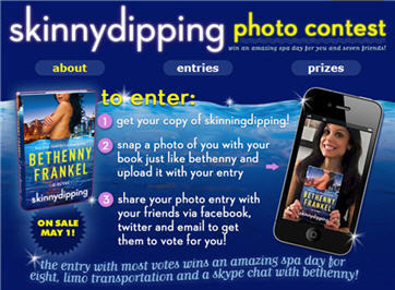 Who wants to Skype with Bethenny?