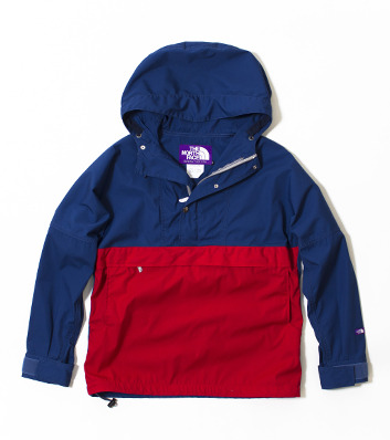The North Face Purple Label Pullover 65/35