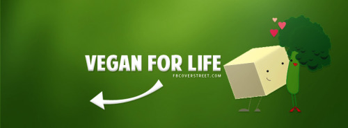 Vegan Facebook Covers