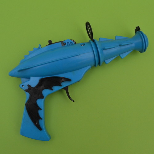 BATMAN 1966 Lone Star SPACE RAY GUN