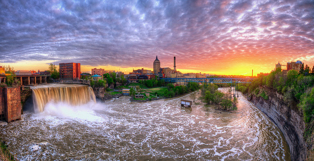 Rochester Panorama by Neil Kremer on Flickr.