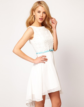 I now own this dress. It's so cute I can't wait for it to arrive! :D