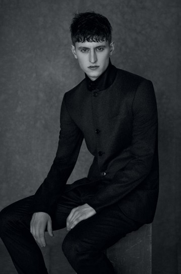 Dior Homme Pre-Autumn/Winter 2012