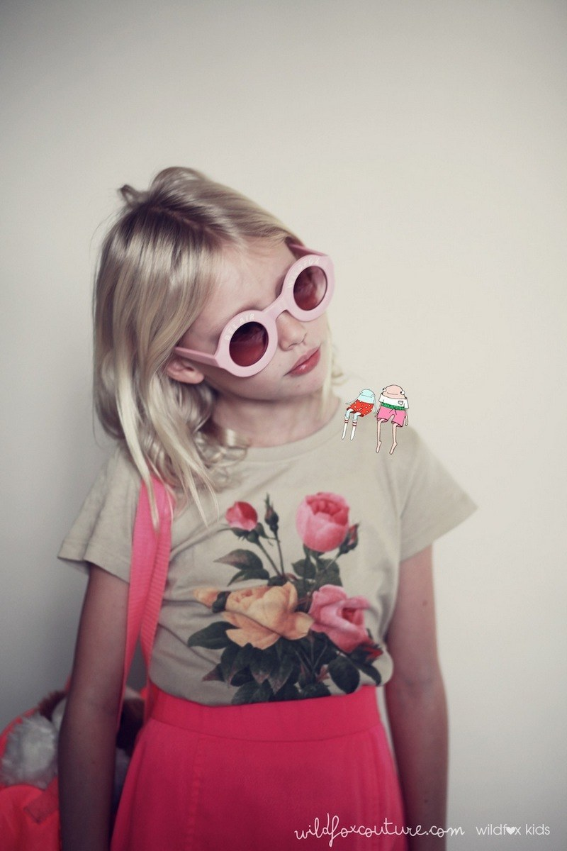wildfox:  Violet Hume is a Wildfox Kid