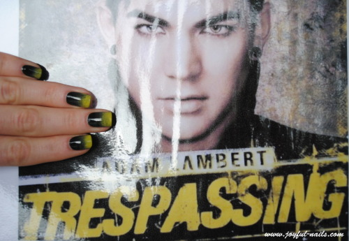 Check out Adam Lambert's new album Trespassing. IT IS AWESOME!!!!! :)
