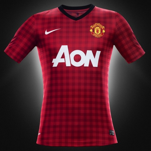 New Manchester United Home Kit