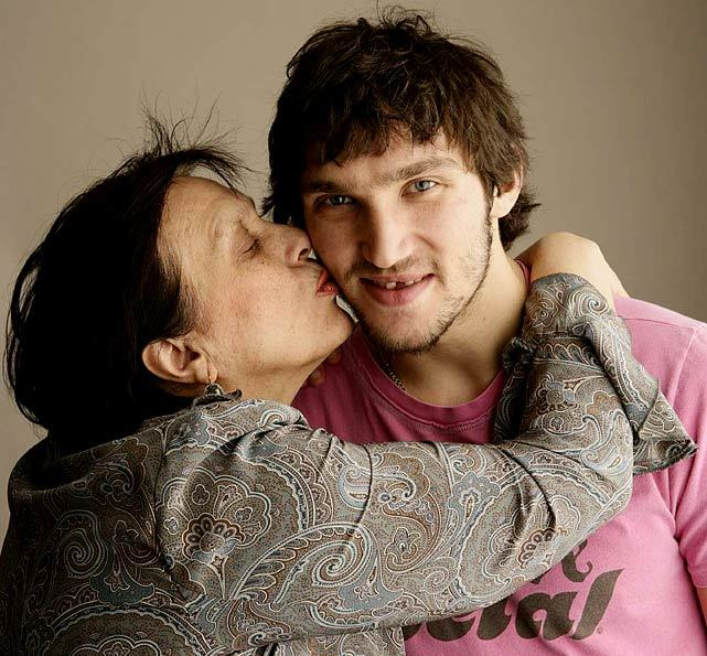 Before Alexander Ovechkin celebrates Mother's Day with his lovely mom Tatiana, he must play a Game 7 against the Rangers. SI's Darien Eliot wonders how much more the teams have to give after a grueling six games. (Simon Bruty/SI) ELIOT: Will Rangers and Capitals have anything more to give? GALLERY: The NHL's Most Colorful Characters