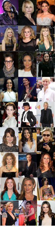It's almost time to vote in AfterEllen's Hot 100.