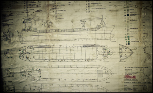 Ship Schematics (Abandoned Ships)