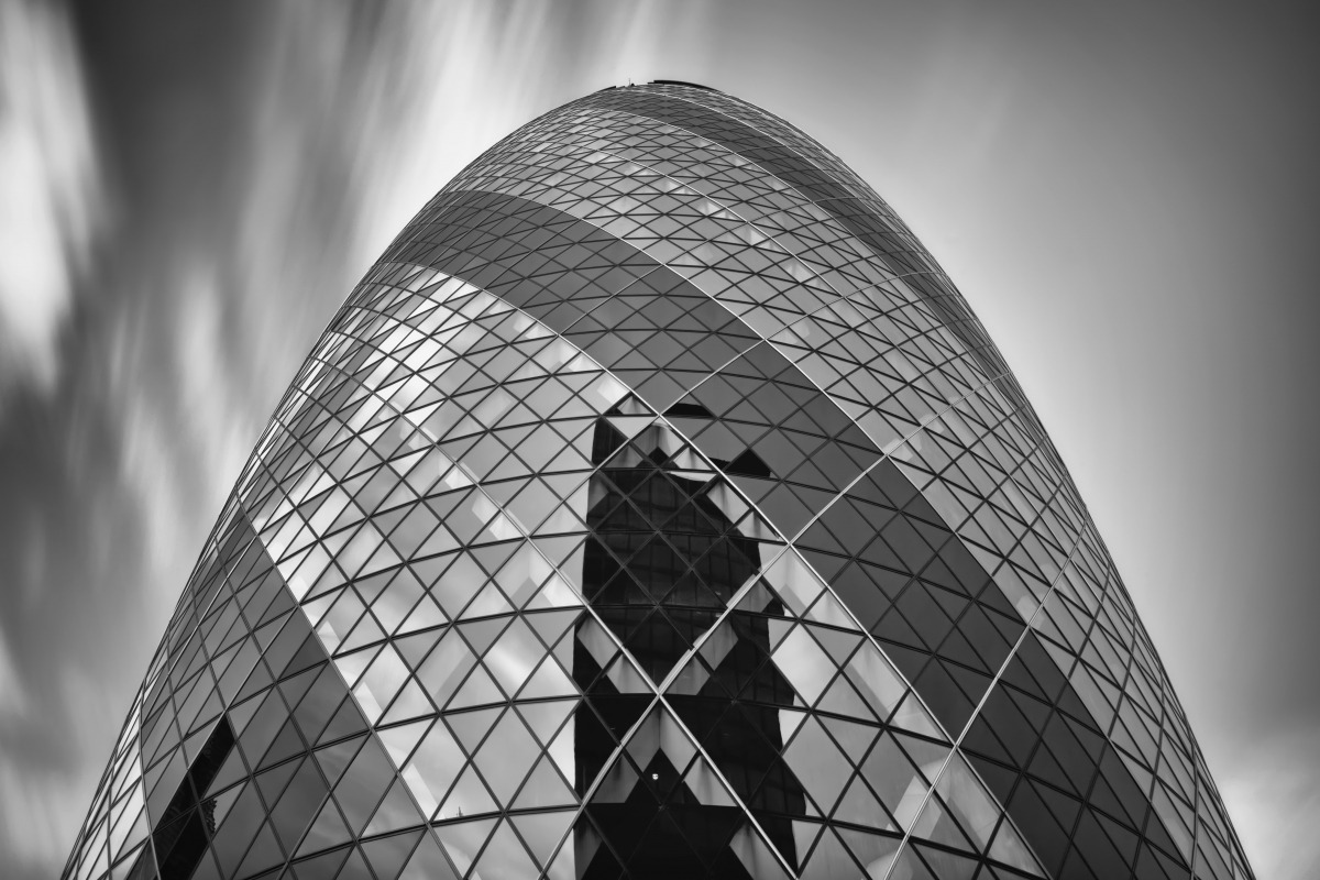 fellaphotos: The Cloudy Gherkin