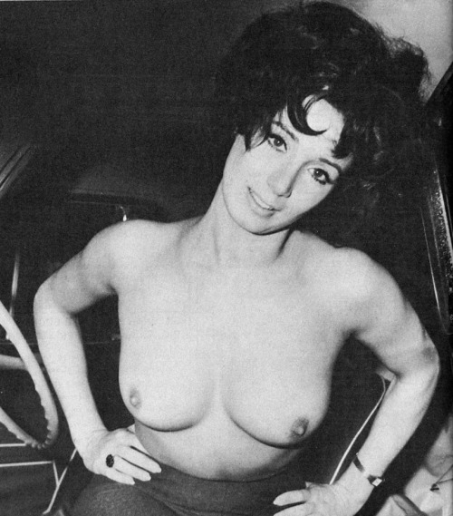 Francesca Rosano, Follies Magazine 1968