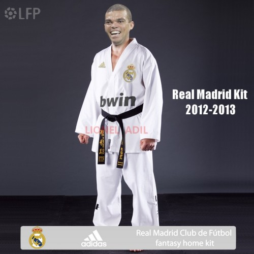 Real Madrid Kit 2012-2013