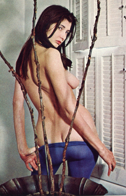 Cathy Crowfoot, Wildcat Magazine 1965