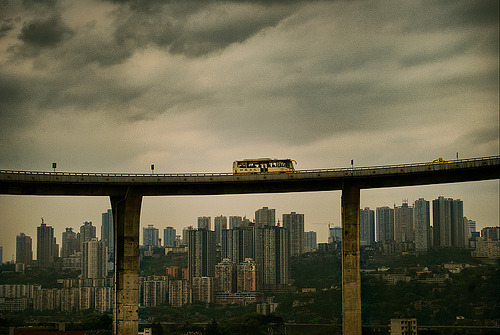 thiscitycalledearth:  by 快客, Chongqing.