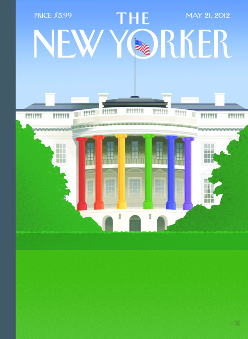 newyorker:  Next week's cover, up online now. Get the story from the artist who created it.  this made me smile :)