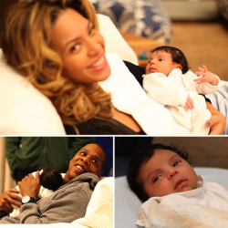 iv-xix:  Blue Ivy Carter