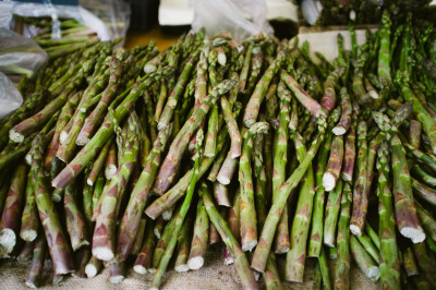 "by Paul Pride - ""Asparagus"" - Gloucestershire, UK - May 2012"