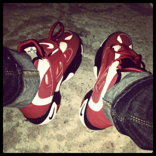 "I call em "" Blood Red Turf"" (Taken with instagram)"