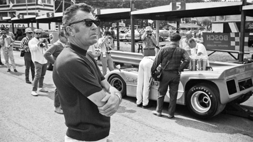 topgear:  R.I.P. Carroll Shelby. We've just received the sad news that today - 11 May 2012 - Carroll Shelby has passed away at the age of 89 after being hospitalized for pneumonia. He was the mastermind behind the AC Cobra, the Dodge Viper (with Bob Lutz), and influential in the development of the Ford GT40. In tribute to one of the undisputed kings of American muscle cars, here is our story from Top Gear magazine published only one month ago, dedicated to a true automotive legend.   Without Mr. Shelby, the GT350 and GT500, 2 of the greatest cars of all time, would have never been born. Pour out some 40w oil in his honor.