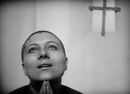 cinemagreats:  The Passion of Joan of Arc (1928) - Directed by Carl Theodor Dreyer