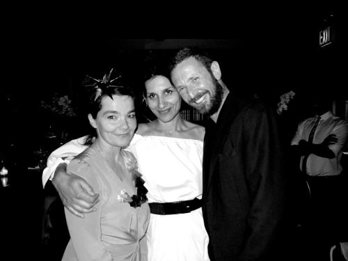 with Louise Neri, and Stefano Pilati
