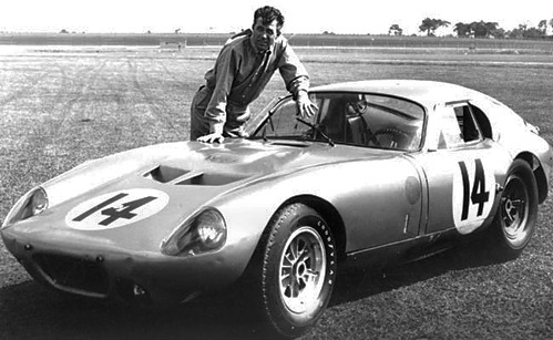 Rest in Peace Chicken farmer. :(   hotvvheels:  Dead at 89, Carroll Shelby