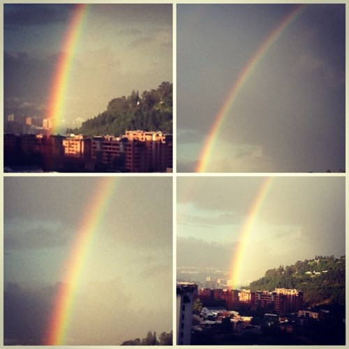 #arcoiris #caracas #rainbow #ccs (Taken with instagram)