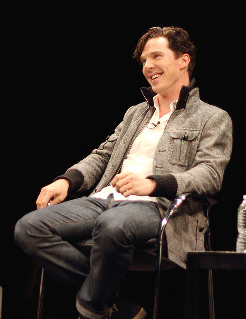 Benedict Cumberbatch by MCaric on Flickr.