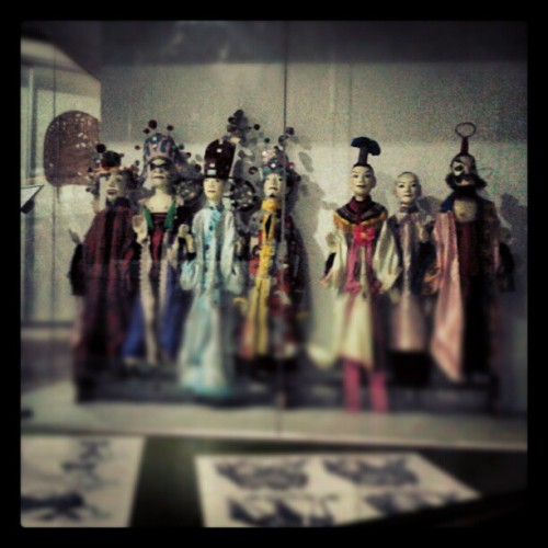 Wayang dari China #fotodroids #Instagram #Instadroid #Instagramhub #photowalk  (Taken with instagram)