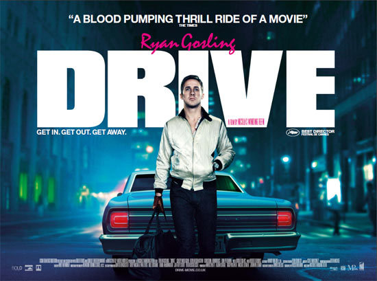 Currently watching: Drive (2011)