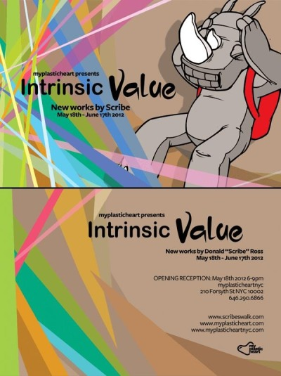 intrinsic value show
