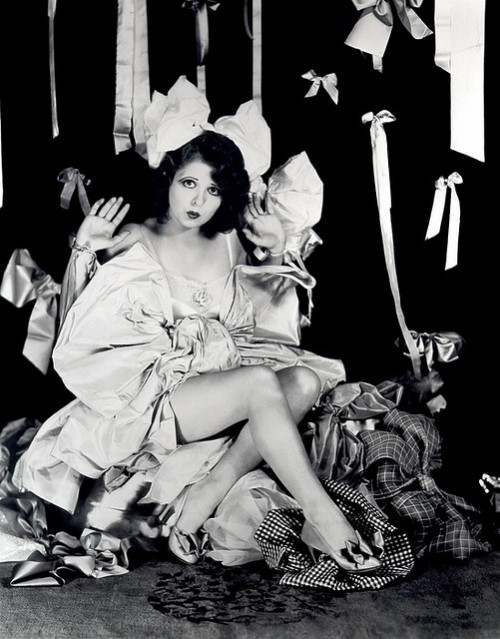 Clara Bow by Jane Diamond on Flickr.