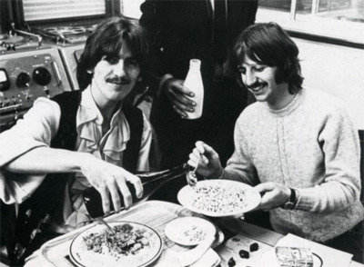 George and Ringo
