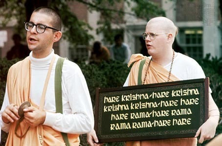 monkpunk:  Why do they call them hairy krishnas when they are bald?