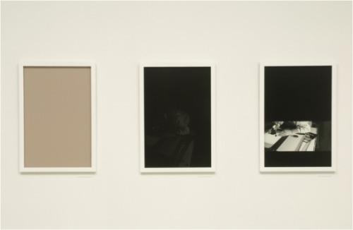 Processual photographs, Ryan Gander