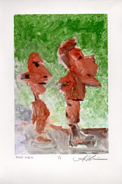 Mud Men Monotype