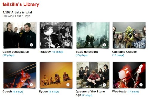 my last.fm for the week of 05.05.12 - 05.11.12