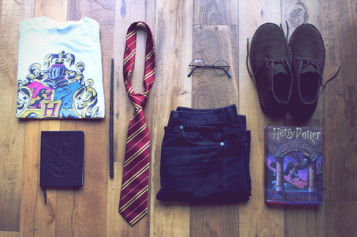 jesse-george:  I'm ready for Hogwarts (by jessegeorge)