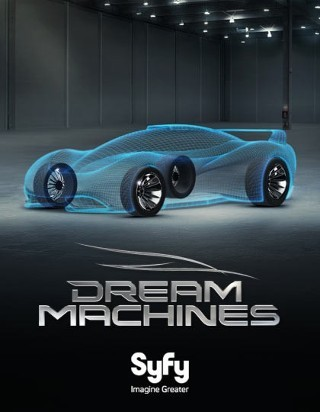 "I am watching Dream Machines                   """"Dream"" big!""                                            163 others are also watching                       Dream Machines on GetGlue.com"