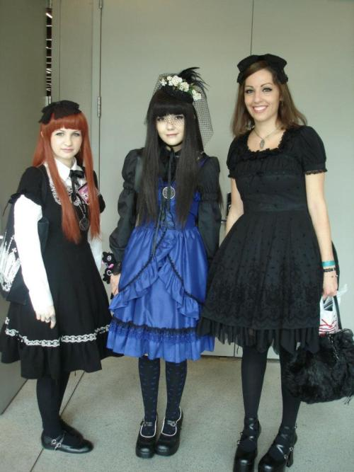 mana-malveillant:  ohmyyesgothiclolita:  daily_lolita: Long time no see! @daily-lolita.livejournal.com  OMG THIS PICTURE OF ME IS HORRENDOUS KASDFHODSIHSAOFHASDOFHASDF I'VE POSTED MUCH BETTER PICS RECENTLY TO DAILY_LOLITA ;A; AAAHHH!! -SHARPIES OVER FACE-