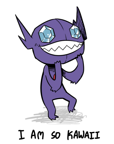 #302-Sableye Sableye is so cool, yo.
